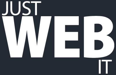 Just Web It Logo